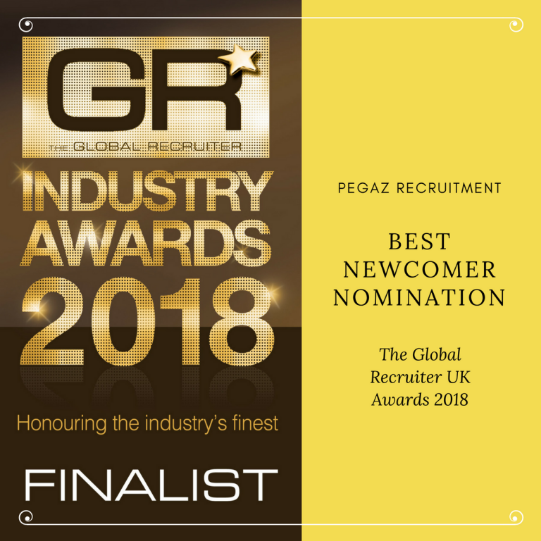 Global Recruiter Awards 2018